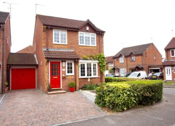 Thumbnail 3 bed detached house for sale in Cowley Avenue, Greenhithe