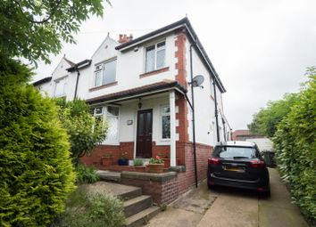 Thumbnail 3 bed semi-detached house for sale in Tinshill Road, Leeds