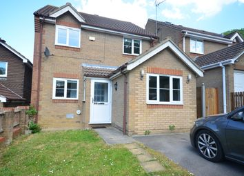 Thumbnail 4 bed detached house to rent in Abigail Crescent, Walderslade, Chatham
