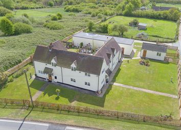 Thumbnail 5 bed detached house for sale in Maldon Road, Bradwell-On-Sea, Southminster