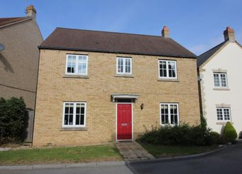 Thumbnail 4 bed detached house to rent in Brownset, Kingsmead, Milton Keynes