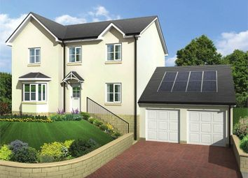 Thumbnail 4 bed detached house for sale in Ellwyn Terrace, Galashiels, Scottish Borders