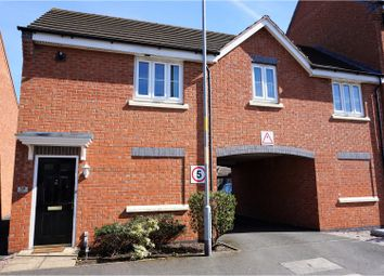 Thumbnail 2 bedroom property for sale in Pitchcombe Close, Redditch