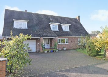 Thumbnail 5 bed detached house for sale in Burgess Road, Waterbeach, Cambridge