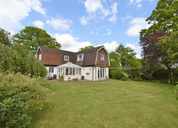 Thumbnail 3 bed detached house for sale in Hatt Common, East Woodhay, Newbury