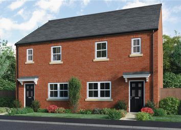 "Thumbnail 3 bedroom semi-detached house for sale in ""Pushkin"" at Ellison Drive, Banbury"