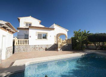 Thumbnail 3 bed villa for sale in Amsterdam 1, La Nucia, Alicante