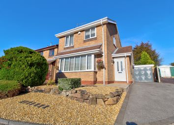 Thumbnail 3 bed detached house for sale in Radstone Rise, Clayton, Newcastle-Under-Lyme