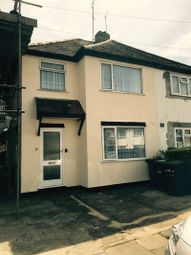 Thumbnail 3 bed terraced house to rent in Thirlstone Road, Luton