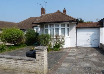 Thumbnail 2 bedroom semi-detached bungalow for sale in Basildon Avenue, Clayhall