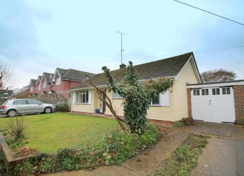 Thumbnail 2 bed bungalow to rent in Church Lane, Upper Beeding, Steyning