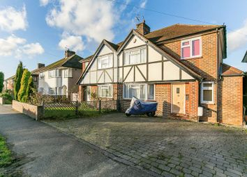 Thumbnail 5 bed semi-detached house for sale in Wimborne Avenue, Redhill