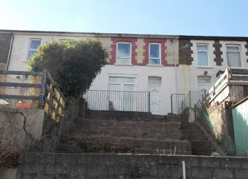 Thumbnail 3 bed terraced house for sale in Raymond Terrace, Treforest, Pontypridd