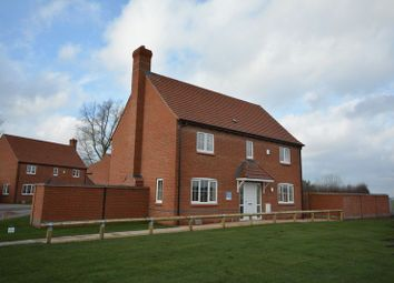 Thumbnail 4 bed detached house for sale in The Longford, Plot 12, The Portway, East Hendred