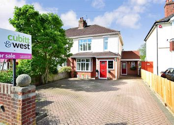 Thumbnail 3 bed semi-detached house for sale in Hulbert Road, Havant, Hampshire