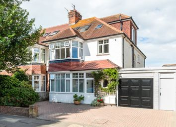 3 bed maisonette for sale in Braemore Road, Hove BN3