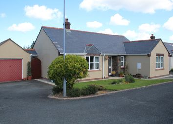 Thumbnail 3 bedroom detached bungalow for sale in Cromwell Drive, Redberth, Tenby