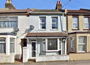 Thumbnail 3 bedroom terraced house for sale in Livingstone Road, Gillingham, Kent