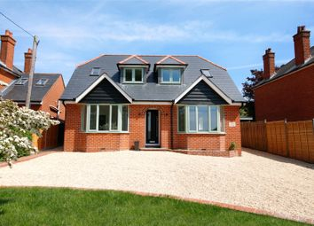 Thumbnail 4 bed detached house for sale in Swanmore Road, Swanmore, Southampton, Hampshire