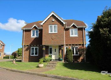 Thumbnail 5 bed detached house for sale in Dental Close, Sittingbourne