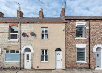 2 bed terraced house for sale in Hanover Street West, York YO26