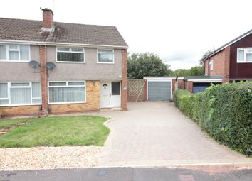 Thumbnail 3 bedroom semi-detached house to rent in Anderson Place, Malpas, Newport