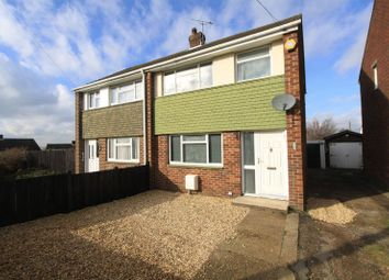Thumbnail 3 bedroom semi-detached house to rent in Butts Road, Southampton