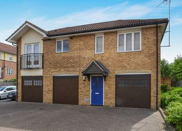 Thumbnail 2 bedroom flat for sale in Radstock Crescent, Broughton, Milton Keynes