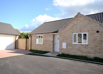 Thumbnail 2 bed semi-detached bungalow to rent in Foxwood South, Soham, Ely