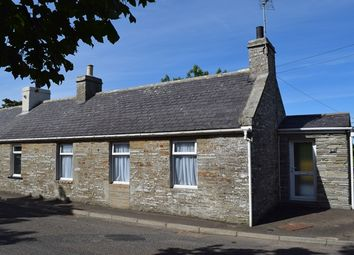 Thumbnail 2 bed cottage for sale in Crescent Street, Halkirk