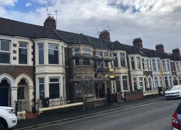 Thumbnail 5 bedroom terraced house to rent in Dogfield Street, Roath, Cardiff