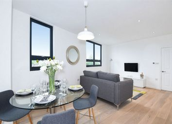 Thumbnail 1 bed flat for sale in Clarence Court, 5 Dee Road, Richmond, Surrey