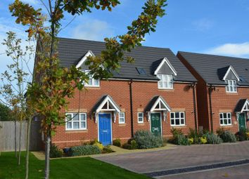 Thumbnail 3 bed semi-detached house for sale in Townsend, Grove, Wantage