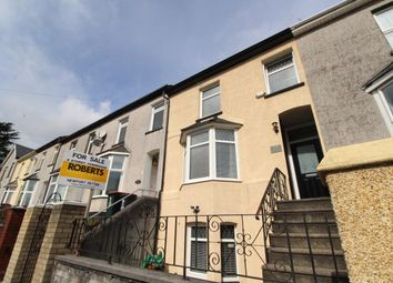 Thumbnail 4 bedroom town house for sale in Summerhill Avenue, Newport