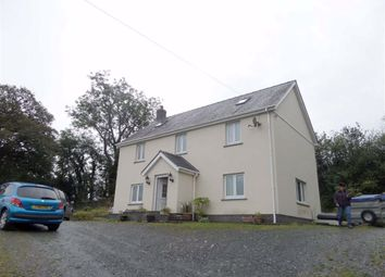 Thumbnail 4 bed detached house to rent in Llanio Road, Tregaron