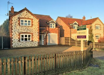 Thumbnail 4 bed detached house for sale in Winch Road, Gayton, King's Lynn