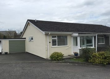 Thumbnail 2 bed bungalow to rent in Higher Meadow, Dobwalls, Liskeard