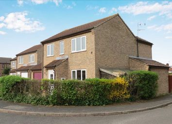 Thumbnail 3 bed detached house for sale in Sedge Close, Leasingham, Sleaford