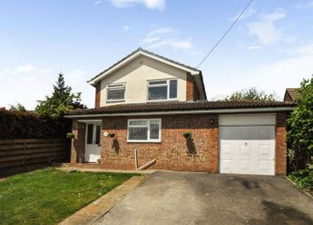 Thumbnail 4 bed detached house for sale in Cherry Way, Hazelmere, High Wycombe