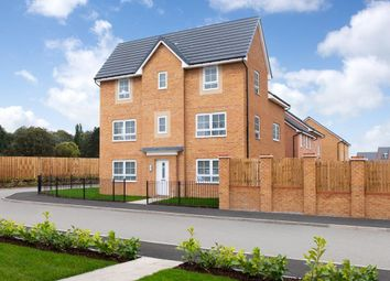 "Thumbnail 3 bed semi-detached house for sale in ""Brentford"" at Station Road, Methley, Leeds"
