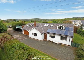 Thumbnail 5 bed detached house for sale in Tafarn-Y-Gelyn, Llanferres, Mold