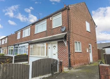 Thumbnail 3 bed semi-detached house to rent in Marina Close, Lostock Hall, Preston