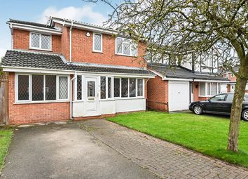 4 bed detached house for sale in Cloverdale Drive, Sinfin, Derby DE24