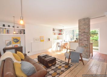 Thumbnail 1 bed flat for sale in Graham Road, London Fields