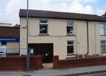 Thumbnail 1 bed flat to rent in Foxhall Road, Ipswich
