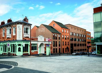 Thumbnail 3 bed flat for sale in Treasure House, Carver Street, Jewellery Quarter