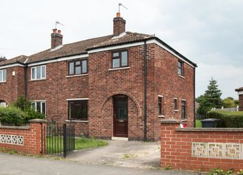 Thumbnail 3 bed semi-detached house to rent in Shields Crescent, Castle Donington, Derby