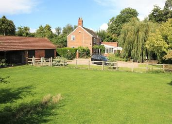 Thumbnail 3 bed detached house for sale in Burghill, Hereford