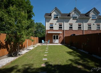Thumbnail 3 bed town house for sale in Shirley Close, Hazel Grove, Stockport