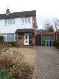 Thumbnail 4 bedroom semi-detached house to rent in Norvic Drive, Norwich